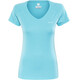 Columbia Zero Rules t-shirt Dames blauw